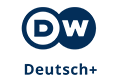 Logo DW Deutsch +