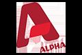 Logo Alpha Sat