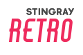 Logo Stingray Retro