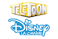 Logo Teletoon / Disney Channel