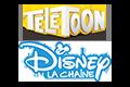 Logo Disney Teletoon