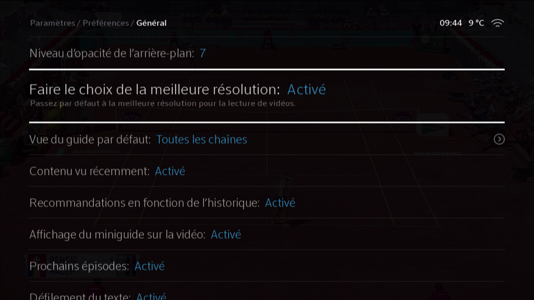soutien-helix-television-preferences-resolution