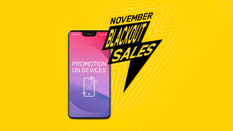 promotion on devices