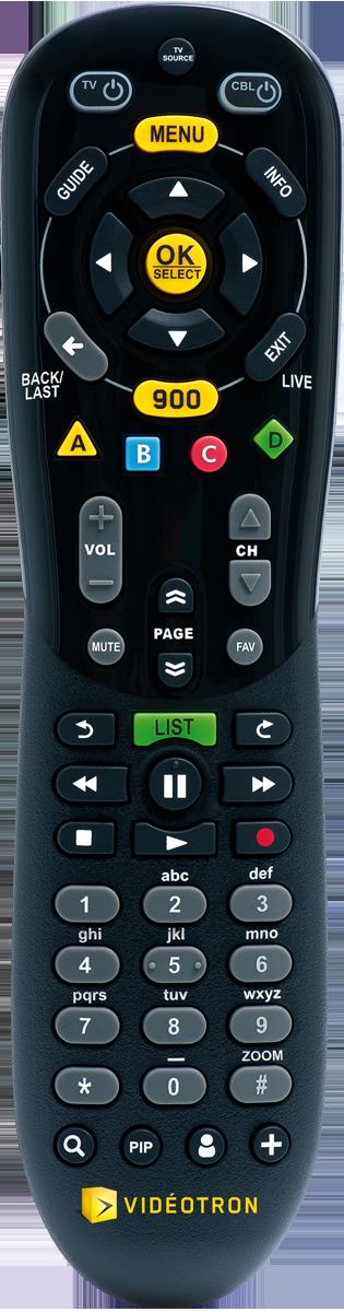 New Generation Remote