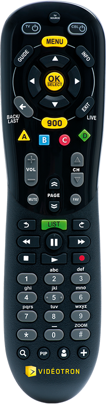 New Generation Remote