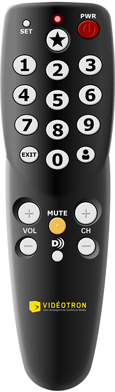 Simplified Remote