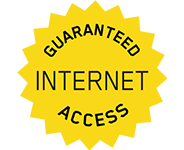 Guaranteed Internet Access