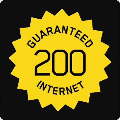 200 30 Guaranteed Internet Access - Small