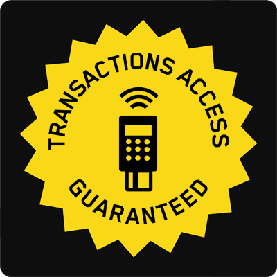Guaranteed Transactions Access - Small