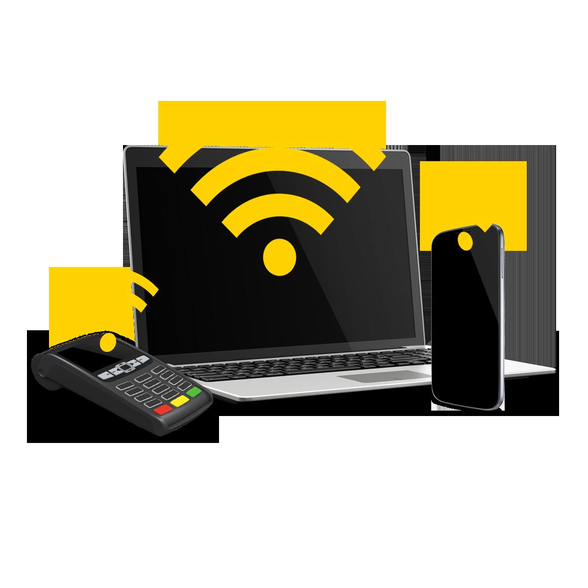 WI-FI PRO + INTERNET 200