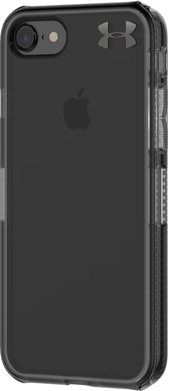 Under Armour Protect Grip iPhone 8 - Transl. Black - Moyenne