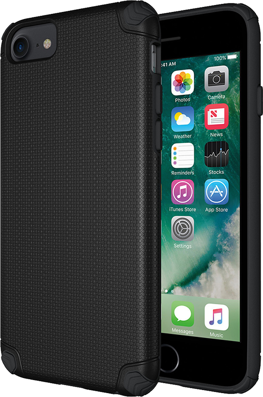 ProTech 2.0 iPhone 6S/7/8 case - Black - Moyenne