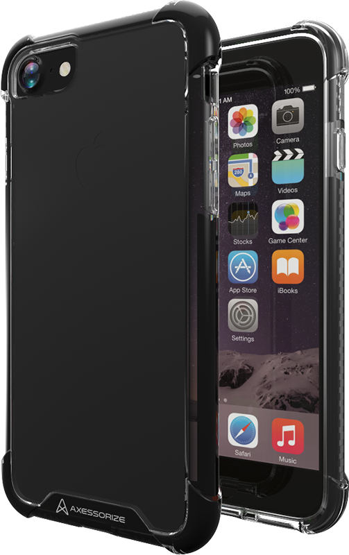 ProShield iPhone 6S/7/8 case - Black - Moyenne