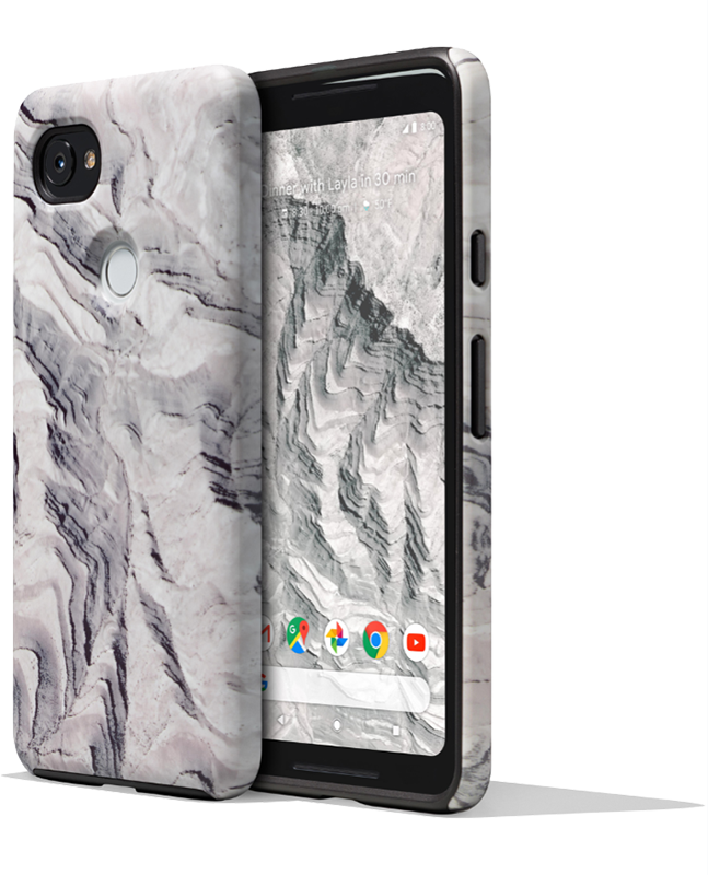 Case Live Rock Google Pixel 2 XL - Moyenne