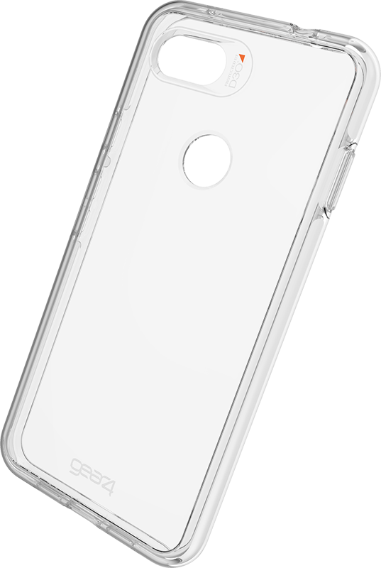 Étui Google Pixel 3A XL Gear4 Crystal Palace Transparent - Moyenne