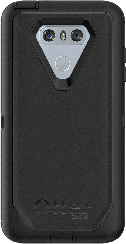 Case Defender Black LG G6 - Moyenne