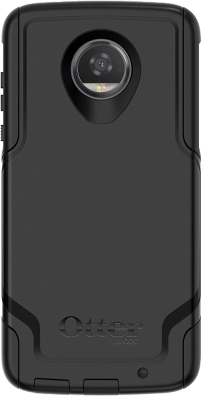 Black Otterbox Commuter case Moto Z2 Play - Moyenne