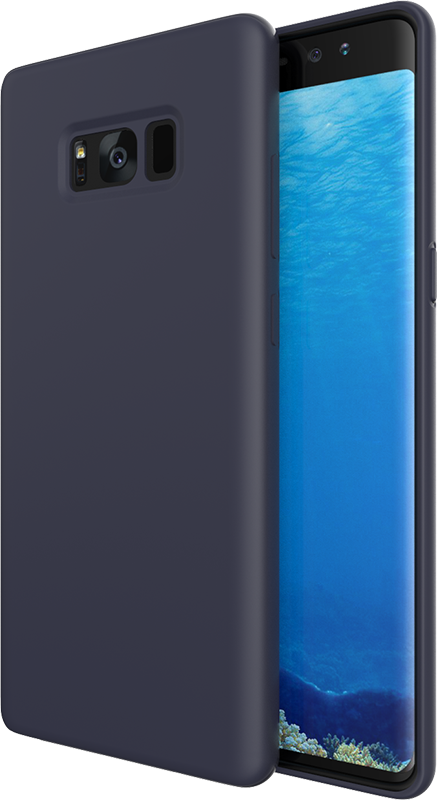 Case Allure Blue Samsung Note 8 - Moyenne