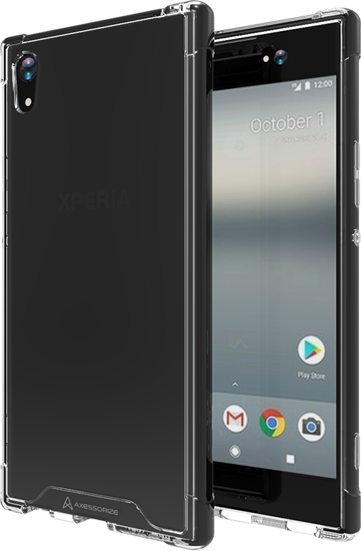 Proshield Case Black Xperia XA1 Ultra - Moyenne