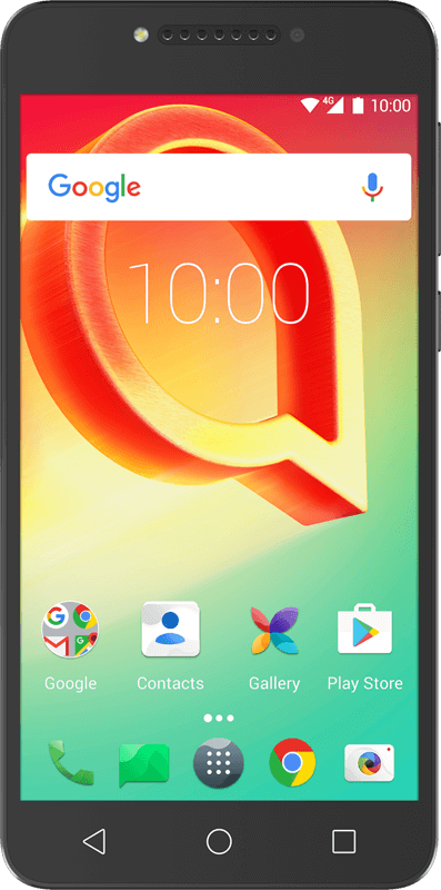 Alcatel A50 - Titanium Grey - Medium