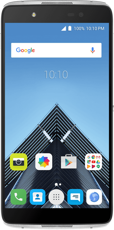 Alcatel Idol 4 - Black - Medium