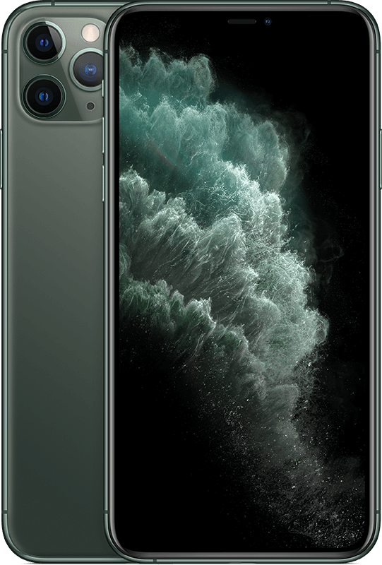 iPhone 11 Pro Max - Vert Nocturne - Moyenne