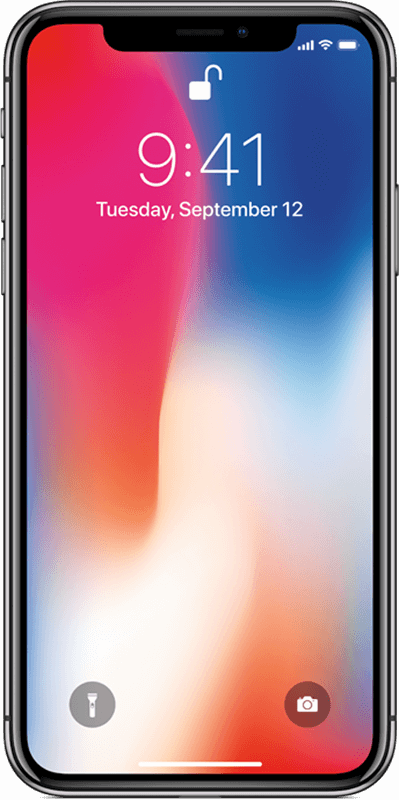 Apple iPhone X - Space Grey - Medium