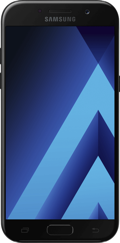Samsung Galaxy A5 2017 - Black - Medium
