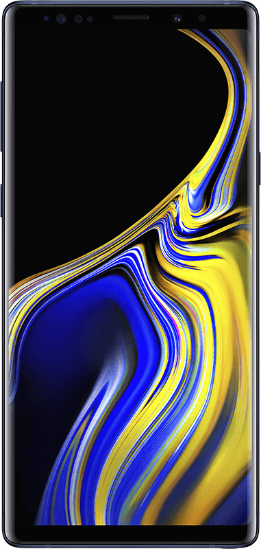 Samsung Galaxy Note9 - Blue - Medium