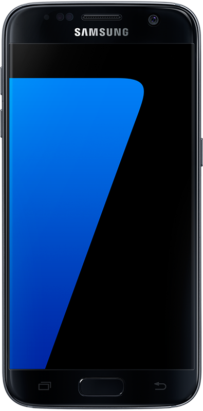 Samsung Galaxy S7 - Black - Medium