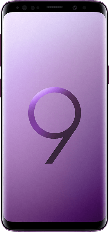 Samsung Galaxy S9 - Purple - Medium