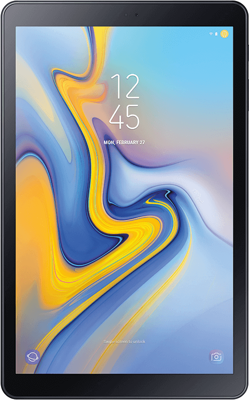 Samsung Galaxy Tab A 105 - Black - Medium