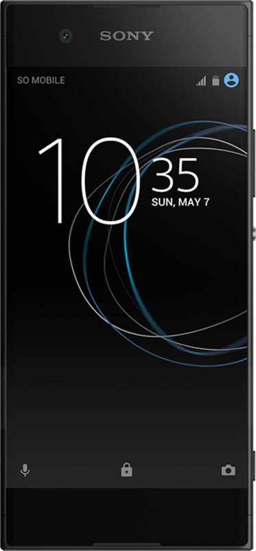 Sony Xperia XA1 - Black - Medium