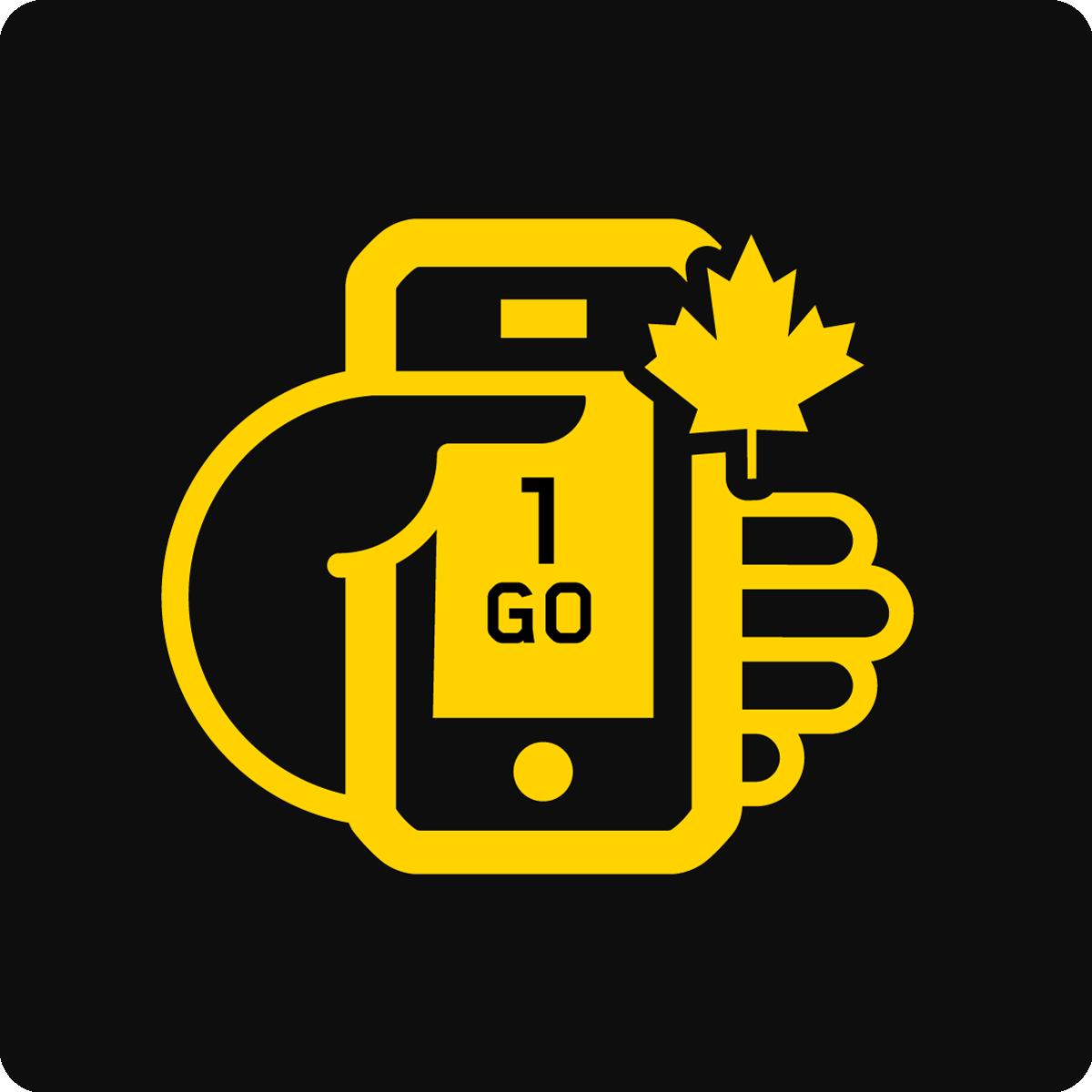 Forfait Mobile Apportez Votre Appareil Canada 1Go