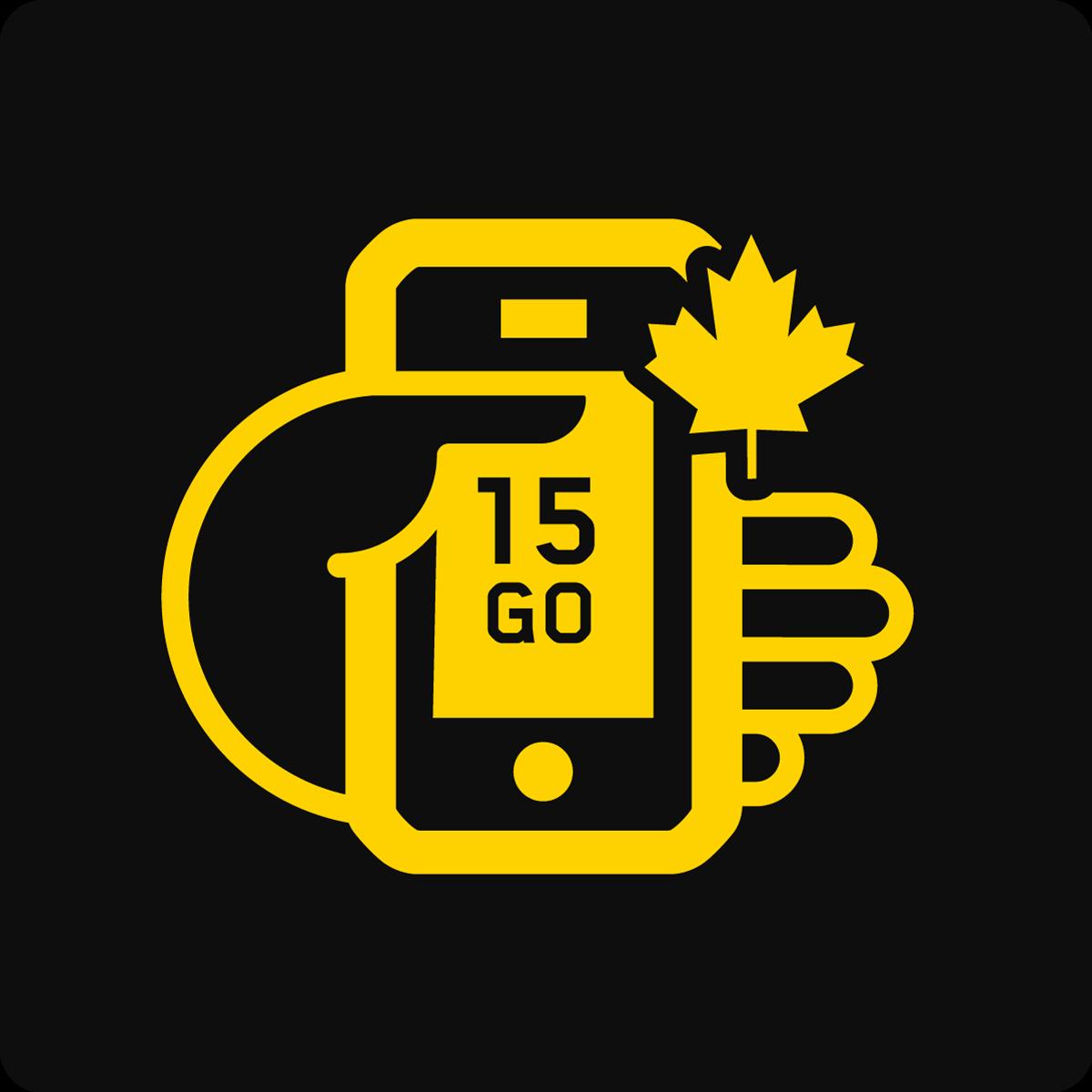Forfait Mobile Apportez Votre Appareil Canada 15Go