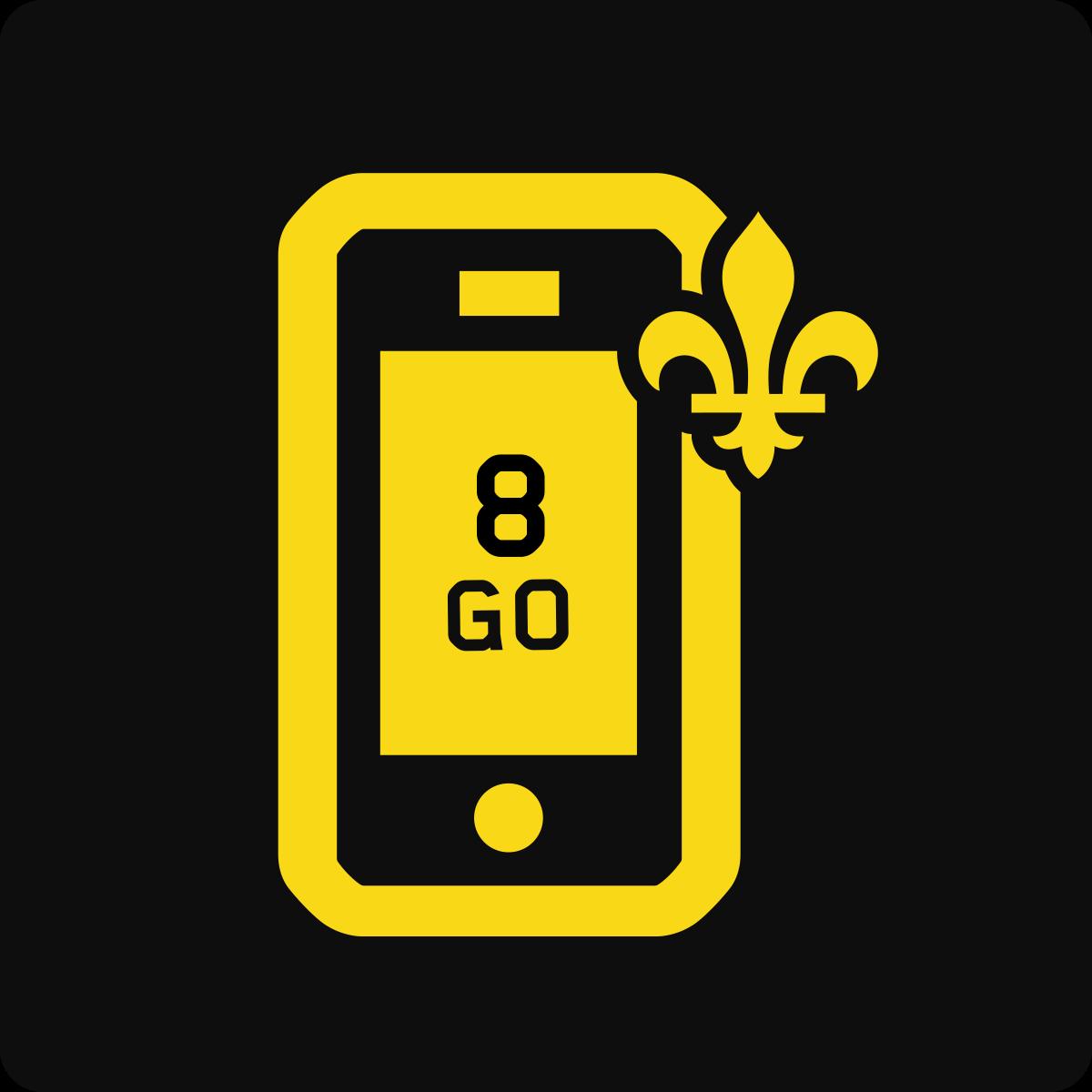 Forfait Mobile Affaires Québec 8Go