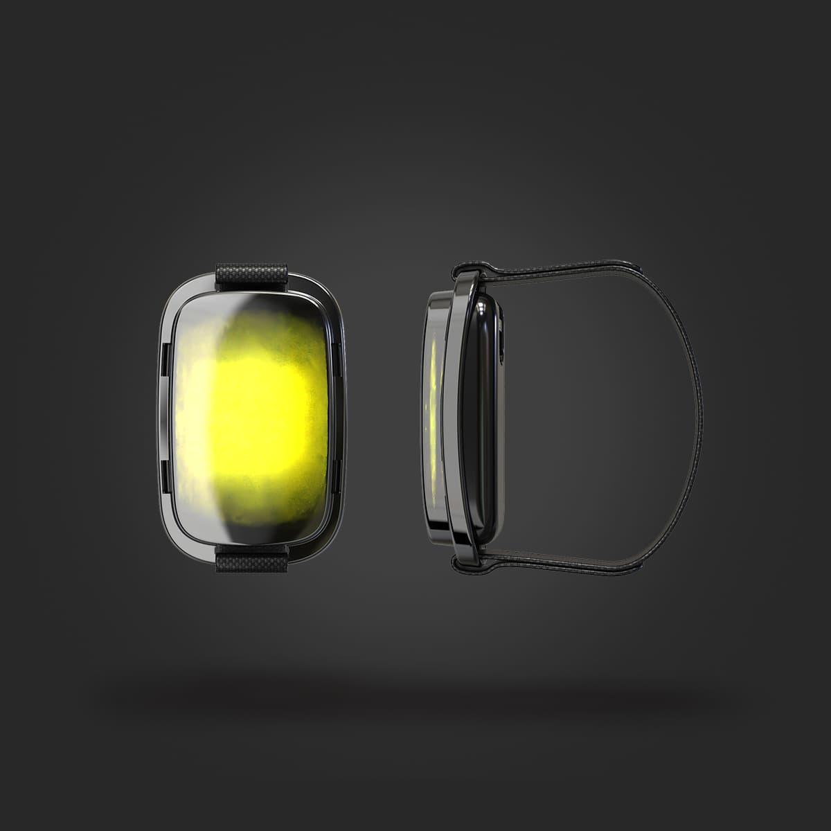 Radius wristband