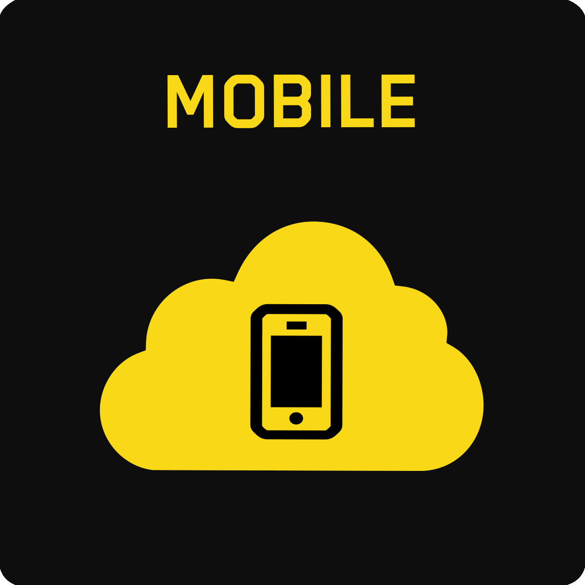 Communications en nuage mobile
