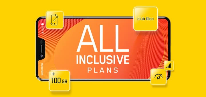 All-Inclusive plans