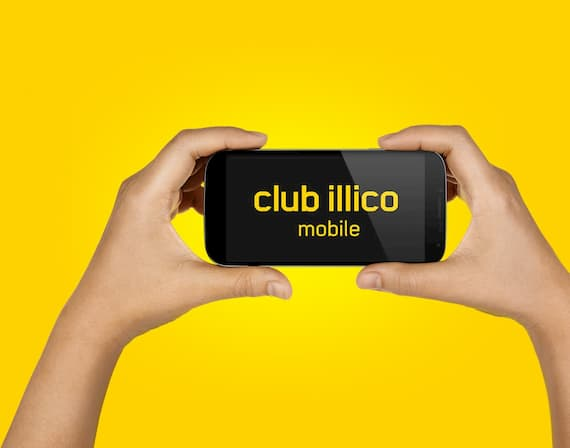 Club illico mobile