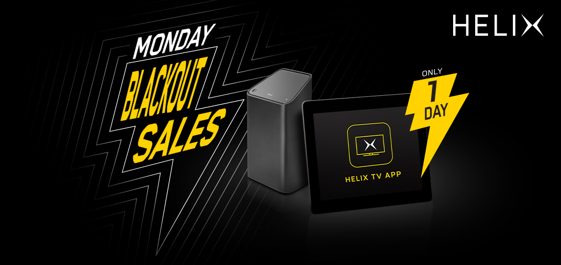 Monday Blackout Sales