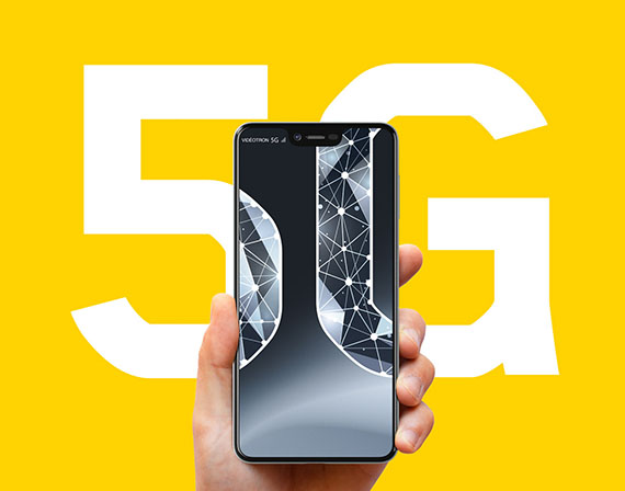 The future is 5G... in L'Avenir!