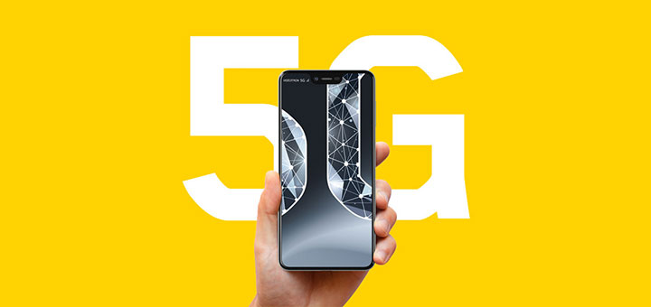 The future is 5G in video