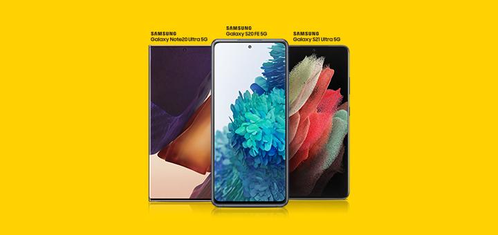 Les téléphones de l'avenir