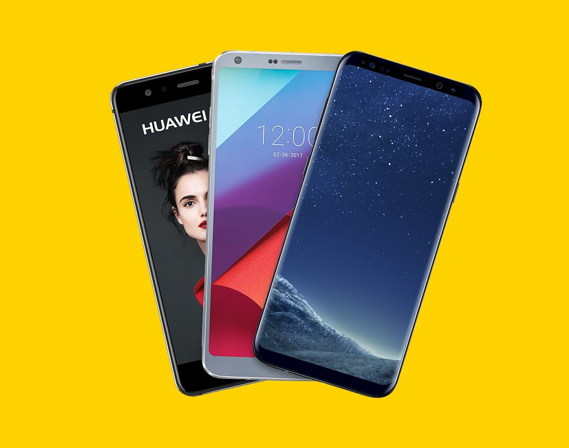 cd878519775 Trade in your old phone and get a credit when you treat yourself to a new  one.