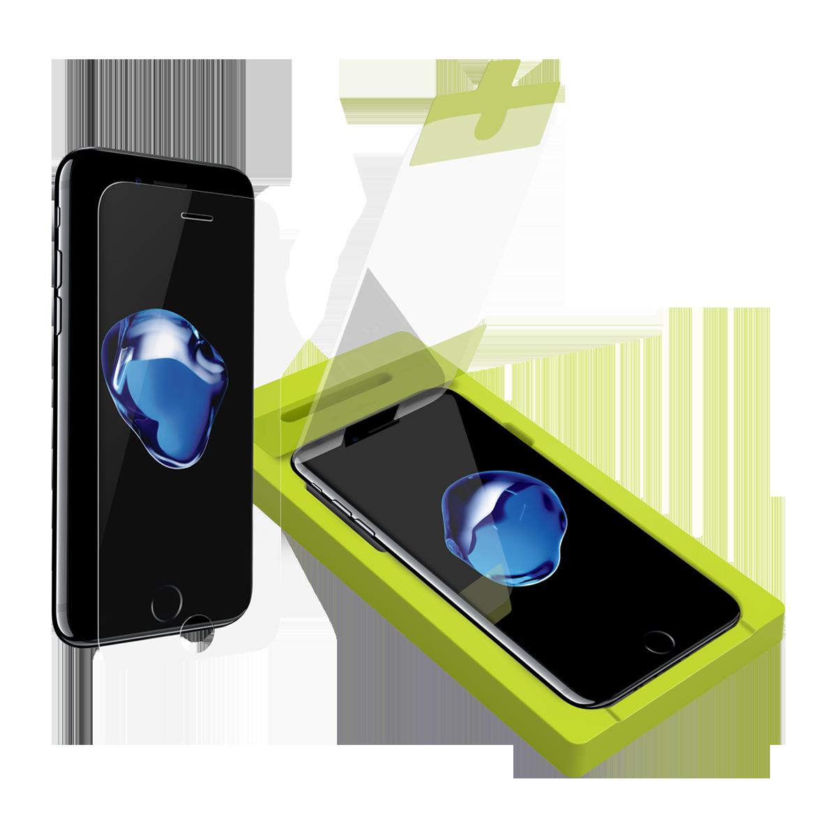 hot sale online ac994 adb90 PureGear tempered glass iPhone 7 Plus screen protector | Accessory ...