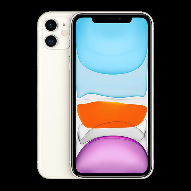 iPhone 11 - Blanc - 640
