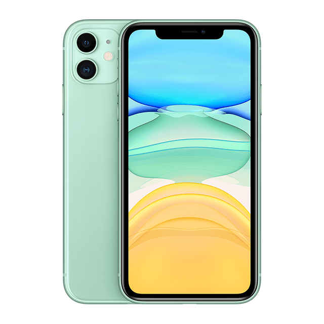 iPhone 11 - Green - 640