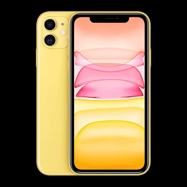 iPhone 11 - Jaune - 640