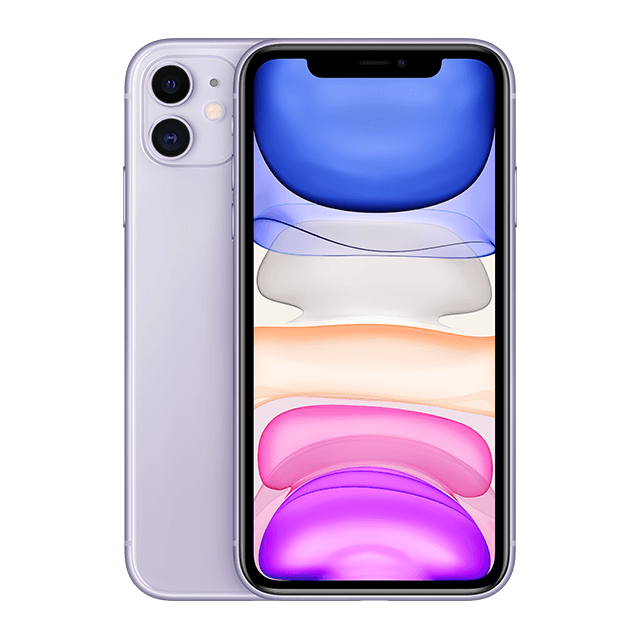 iPhone 11 - Mauve - 640